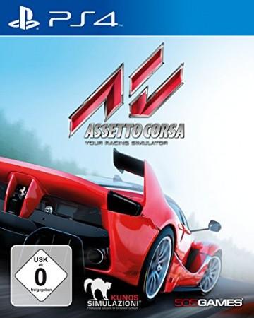 Assetto Corsa PS4 Test
