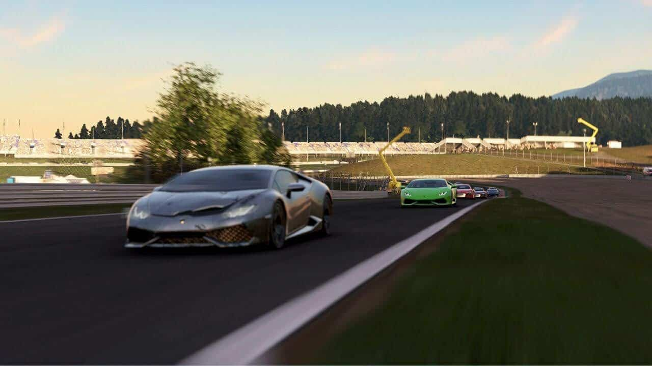 Project Cars 2 Test Fahrgefühl