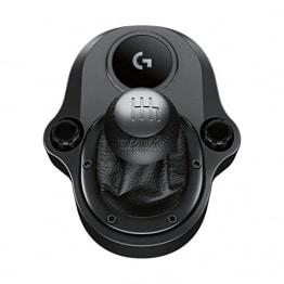 Logitech Driving Force Shifter Schalthebel für G920 und G29 Racing Lenkräder, Schwarz - 1