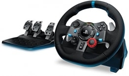 Logitech G29 Racing Lenkrad Driving Force für PS4, PS3 und PC - 1