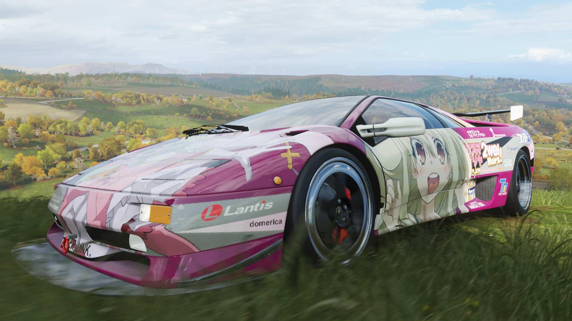 Forza Horizon 4 Test der Grafik