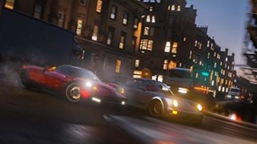 Forza Horizon 4 Test der Tageszeiten