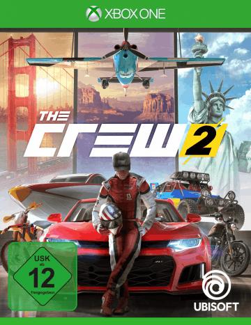 The Crew 2 für Xbox One